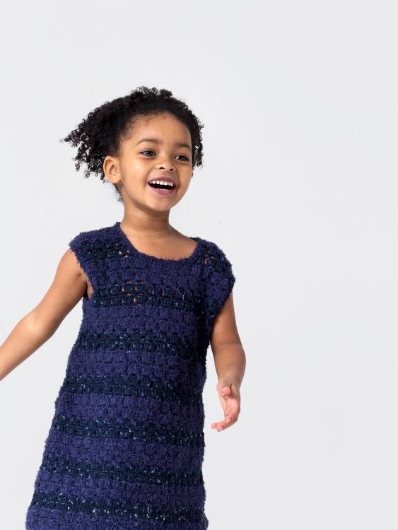 Kostenlose Anleitung: Häkeltunika für Mädchen Initiative