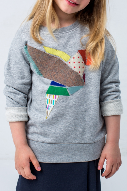 Kinderpulli Initiative Handarbeit | Kinder pullover