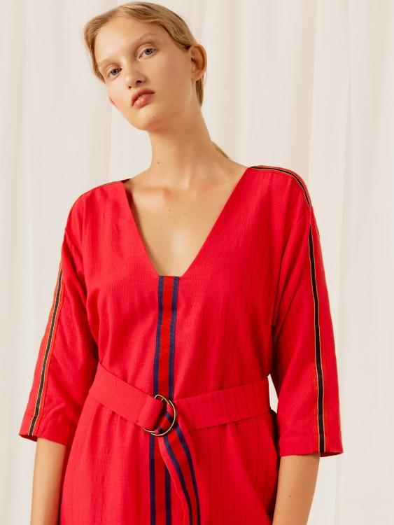 Kaftan kleid selber nähen. ⭐ B6559 Butterick Schnittmuster