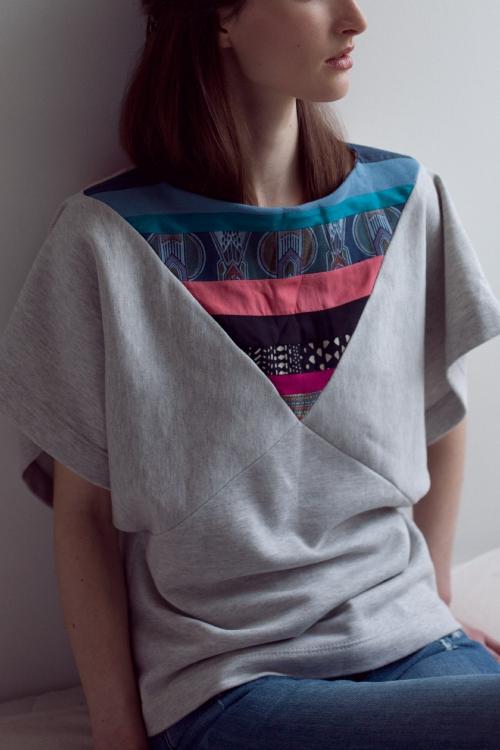 Kostenlose Anleitung T Shirt Initiative Handarbeit